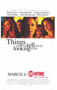 Things You Can Tell Just by Looking at Her - 24 x 36 Movie Poster - Style A