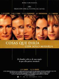 Things You Can Tell Just by Looking at Her - 11 x 17 Movie Poster - Spanish Style A