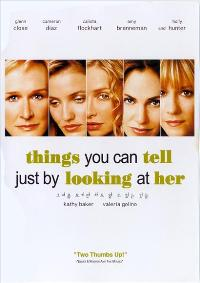 Things You Can Tell Just by Looking at Her - 27 x 40 Movie Poster - Korean Style A