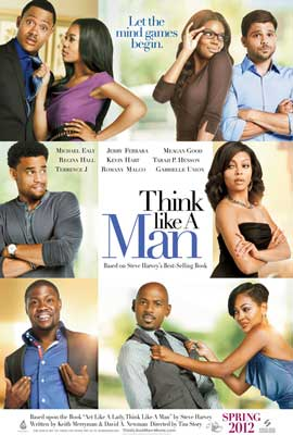 Think Like a Man - 11 x 17 Movie Poster - Style A