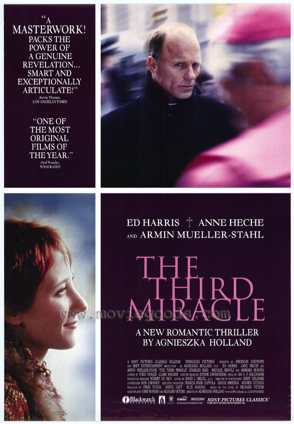 Third Miracle Movie Posters From Movie Poster Shop