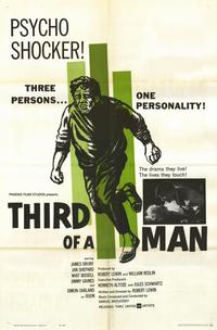 Third of a Man - 11 x 17 Movie Poster - Style A