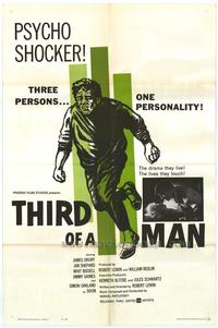 Third of a Man - 27 x 40 Movie Poster - Style A