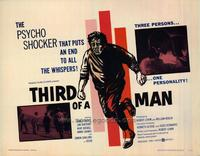 Third of a Man - 22 x 28 Movie Poster - Half Sheet Style A