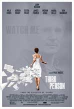 Third Person - 11 x 17 Movie Poster - Style A