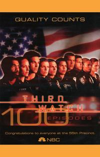 Third Watch - 11 x 17 TV Poster - Style A