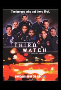 Third Watch - 27 x 40 TV Poster - Style B