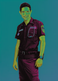 Third Watch - 8 x 10 Color Photo #18