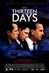 Thirteen Days - 27 x 40 Movie Poster - Style A
