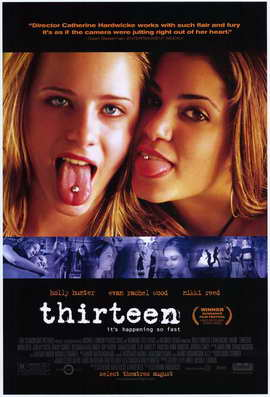 Thirteen - 27 x 40 Movie Poster - Style A