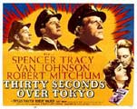 Thirty Seconds Over Tokyo - 11 x 14 Movie Poster - Style A