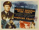 Thirty Seconds Over Tokyo - 22 x 28 Movie Poster - Half Sheet Style B
