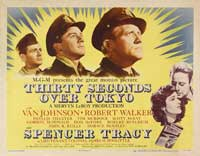Thirty Seconds Over Tokyo - 22 x 28 Movie Poster - Half Sheet Style A