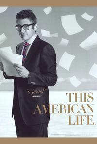 This American Life (TV) - 11 x 17 TV Poster - Style B