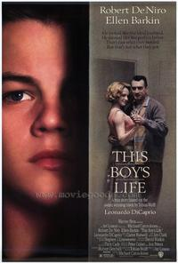 This Boy's Life - 27 x 40 Movie Poster - Style A