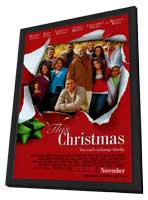 This Christmas - 11 x 17 Movie Poster - Style A - in Deluxe Wood Frame