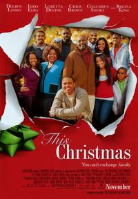This Christmas - 43 x 62 Movie Poster - Bus Shelter Style A