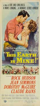 This Earth Is Mine - 14 x 36 Movie Poster - Insert Style A