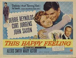 This Happy Feeling - 11 x 14 Movie Poster - Style A