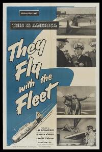 This Is America: They Fly with the Fleet - 27 x 40 Movie Poster - Style A