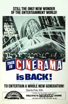 This is Cinerama - 27 x 40 Movie Poster - Style B