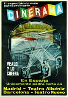 This is Cinerama - 11 x 17 Movie Poster - Spanish Style A