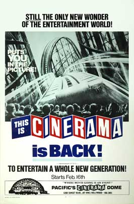 This is Cinerama - 11 x 17 Movie Poster - Style B