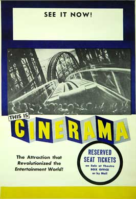 This is Cinerama - 11 x 17 Movie Poster - Style C