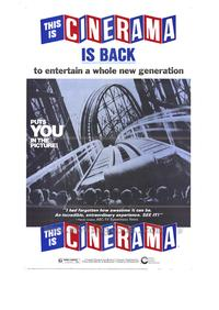 This is Cinerama (r73) - 27 x 40 Movie Poster - Style A