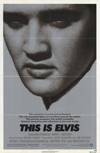 This Is Elvis - 11 x 17 Movie Poster - Style A