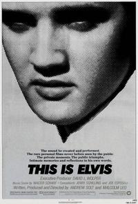 This Is Elvis - 27 x 40 Movie Poster - Style A