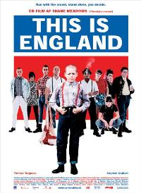 This Is England - 11 x 17 Movie Poster - Danish Style A