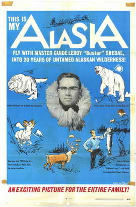 This is My Alaska - 27 x 40 Movie Poster - Style A