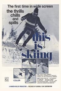 This is Skiing - 27 x 40 Movie Poster - Style A