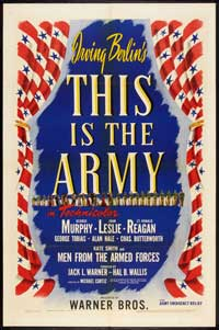 This Is the Army - 27 x 40 Movie Poster - Style A