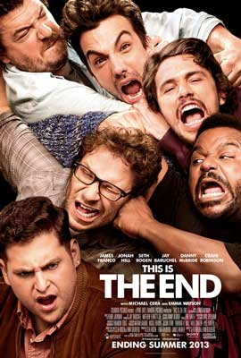 This Is the End - 11 x 17 Movie Poster - Style A