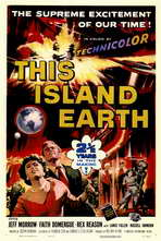 This Island Earth - 11 x 17 Movie Poster - Style C