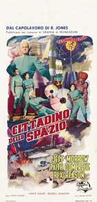 This Island Earth - 13 x 28 Movie Poster - Italian Style A