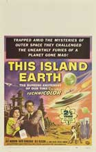 This Island Earth - 27 x 40 Movie Poster - Style C