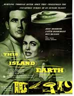 This Island Earth - 11 x 17 Movie Poster - UK Style A
