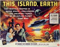 This Island Earth - 11 x 14 Movie Poster - Style A