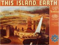 This Island Earth - 11 x 14 Movie Poster - Style B