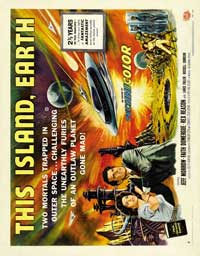 This Island Earth - 43 x 62 Movie Poster - Bus Shelter Style A