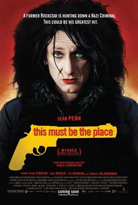 This Must Be the Place - 27 x 40 Movie Poster - Style B