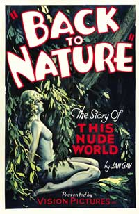 This Nude World - 43 x 62 Movie Poster - Bus Shelter Style A