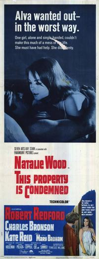This Property Is Condemned - 14 x 36 Movie Poster - Insert Style A