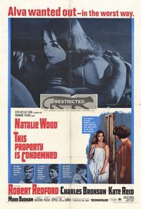 This Property Is Condemned - 27 x 40 Movie Poster - Style A