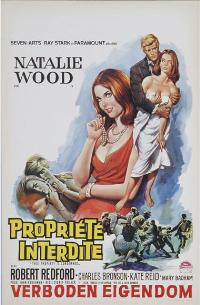 This Property Is Condemned - 27 x 40 Movie Poster - Belgian Style A