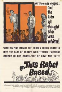 This Rebel Breed - 27 x 40 Movie Poster - Style A