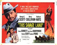 This Savage Land - 11 x 14 Movie Poster - Style A